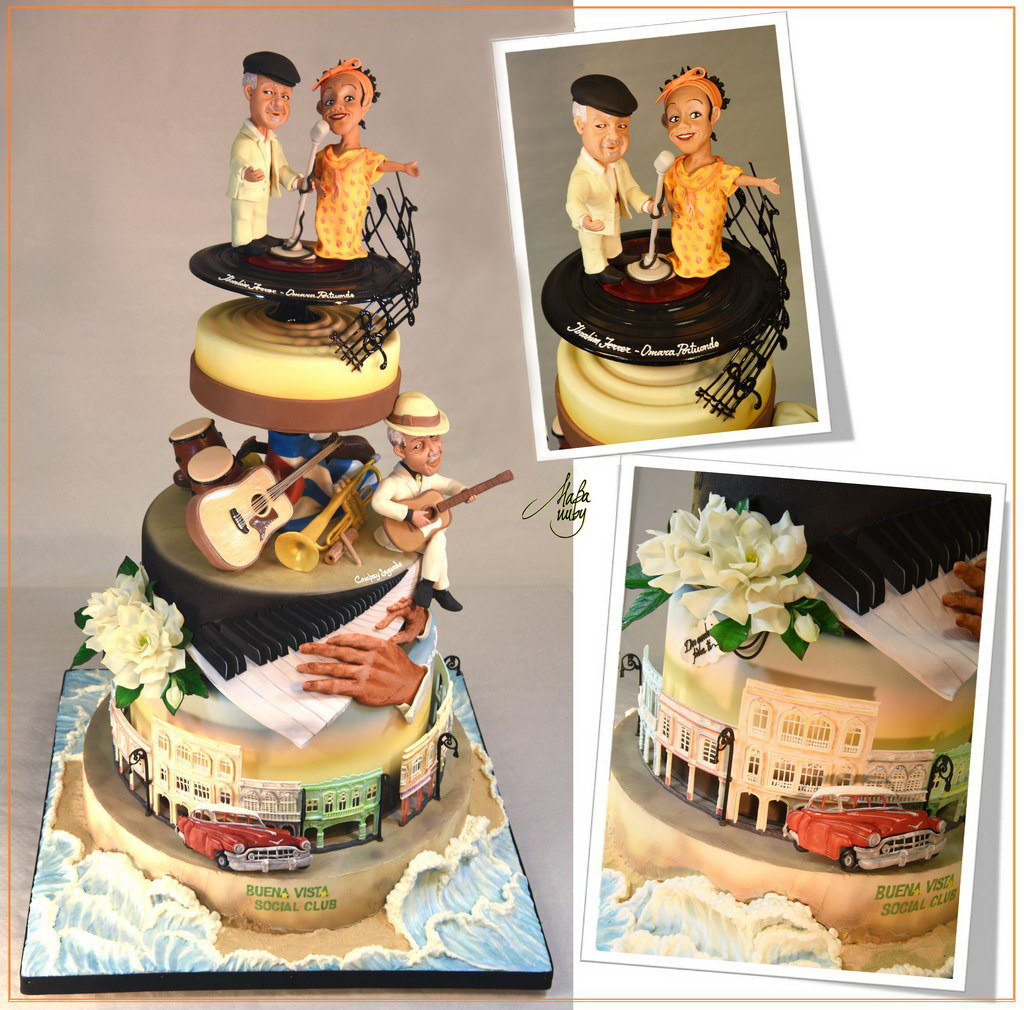 Torta Cake Design Milano : Mabanuby Cake Design a Milano. Torte scolpite e ...