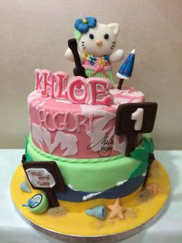 Cake Design Bambini Hello Kitty
