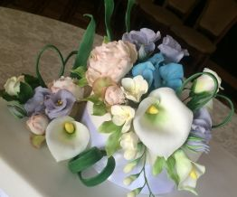 Cake Design Fiori Bouquet