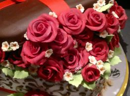 Cake Design Fiori Rose