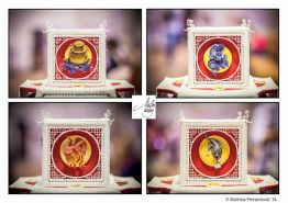 Cake Design Premi Ghiaccia Reale China
