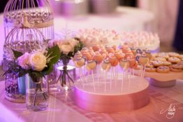 Cake Pops Design Matrimonio